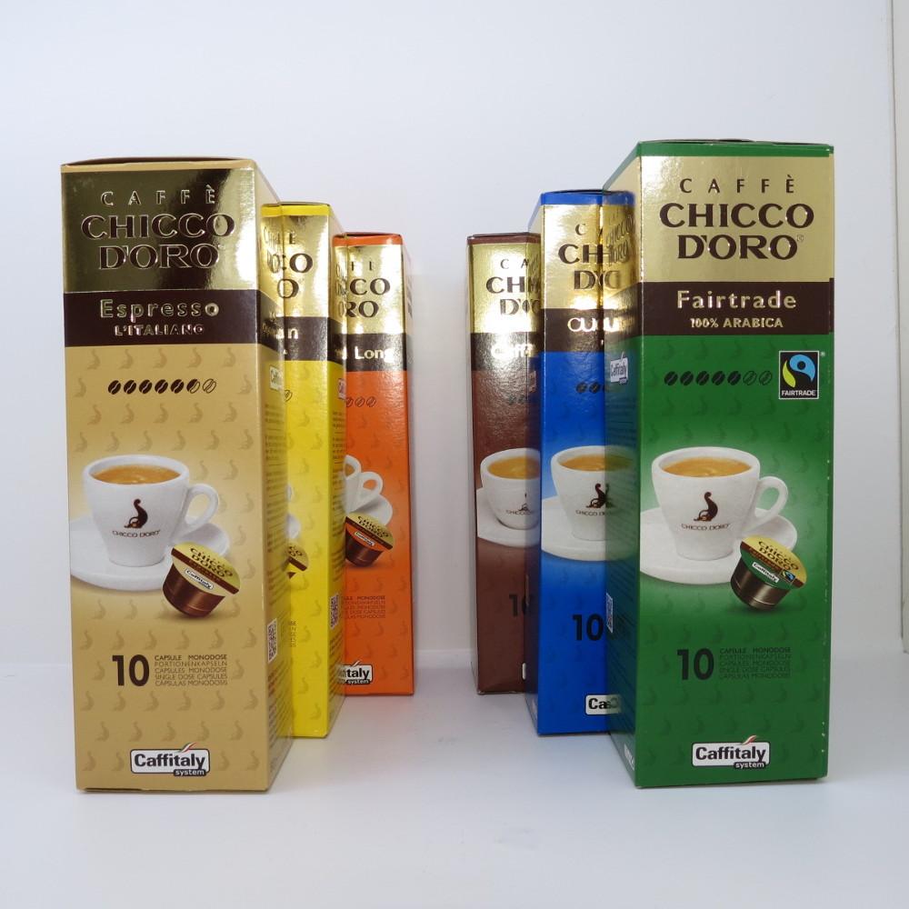 CAPSULE CAFFÈ CHICCO D'ORO - Rae Assistenza - Vendita e assistenza piccoli  elettrodomestici