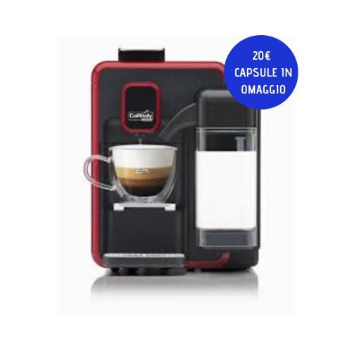 promozione macchina espresso cialde Caffitaly Bianca S22