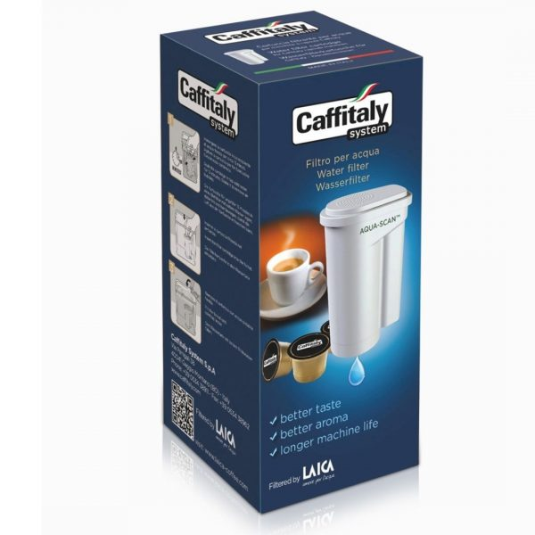 Cartuccia filtrante Aqua-Scan Caffitaly