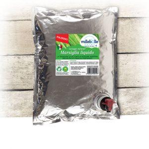confezione ricarica detersivo millebolle marsiglia liquido