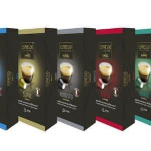Capsule caffè compatibili nespresso by Caffitaly