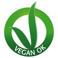 logo vegan ok